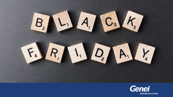 Black Friday y  el Ecommerce